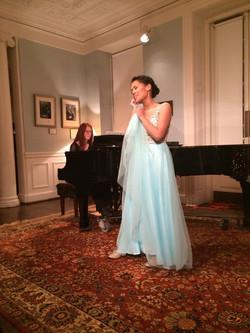 Arielle Rabano- Party Dress
