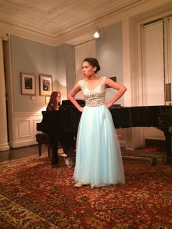 "Arielle Rabano- ""Party Dress"""