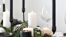 How to Decorate for Christmas like an Interior Designer, tips from West London Interior Designer