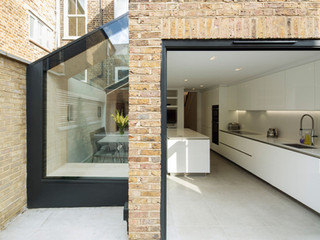 How to expand your home in Fulham, Chelsea and South Kensington: Side return extension ideas by Nu P