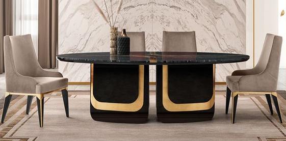 Luxury Interior Design Trends in Furniture: Shapes, Fabrics, Materials