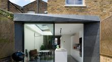 Kitchen extension: Side-return, rear & wrap-around extensions