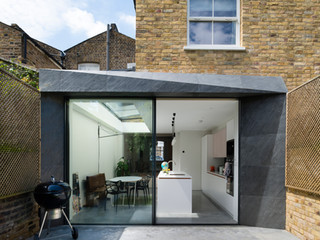 Kitchen extension: Side-return, rear & wrap-around extensions