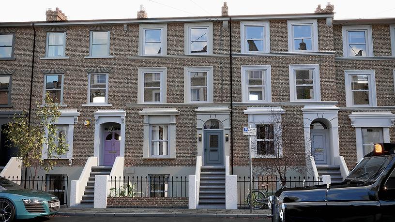 ARCHITECTURE SERVICES FOR PRIME LONDON