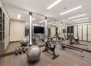 Home Gym Design Ideas for Busy Londoners by West London Interior Designer, Natalie Fogelstrom