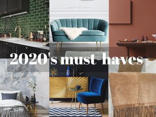 MUST-HAVES IN 2020: 5 interior design tips for the next year