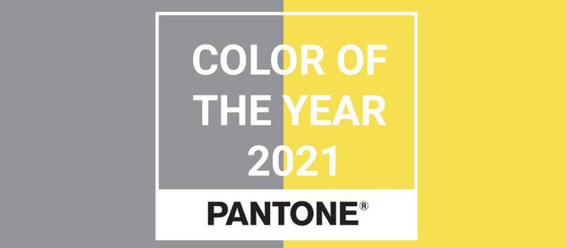 How to use Pantone's 2021 Colors of the Year, Ultimate Gray & Illuminating in your London Interior