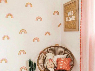 Interior Design Ideas for the Little Ones/Nurseries from West London interior designer, Natalie Foge