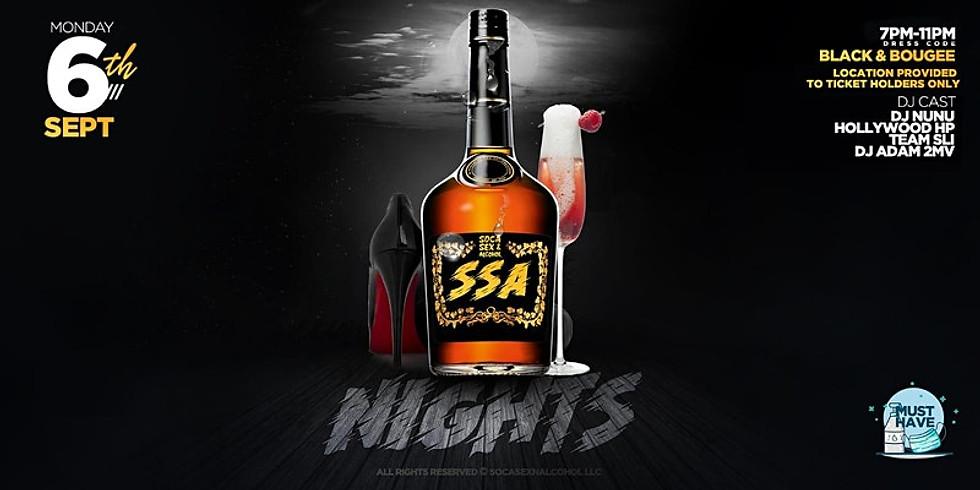 SSA Nights in Tulum: An All Black & Bougie Affair