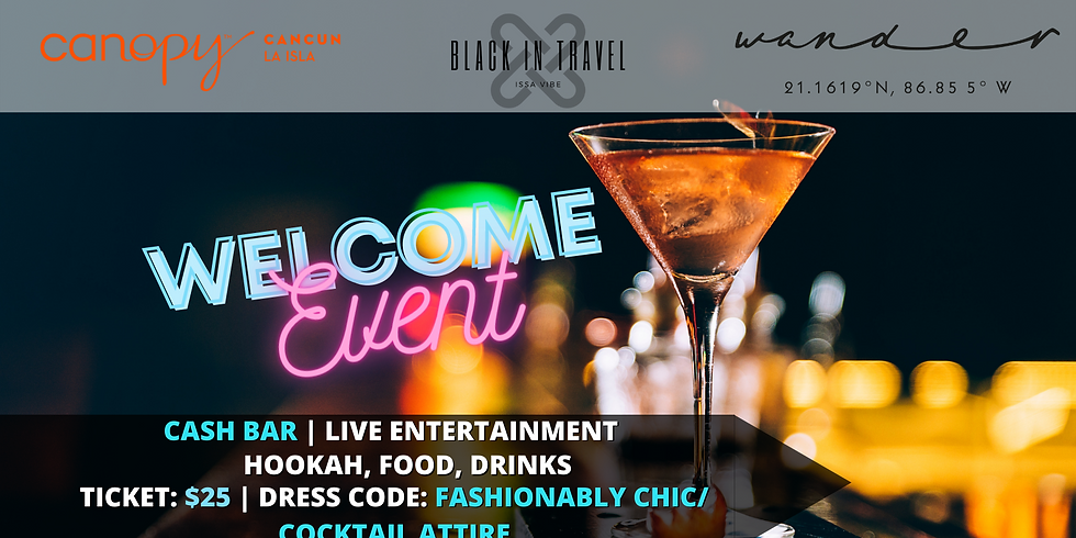 Welcome Event