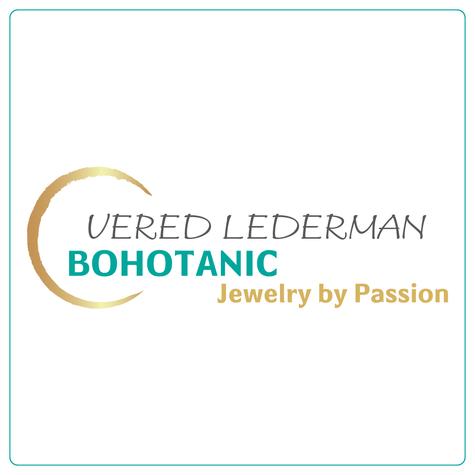 עיצוב לוגו - ורד לדרמן מעצבת תכשיטים