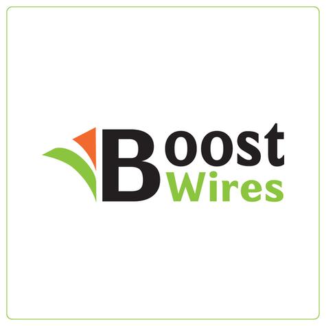 עיצוב לוגו למוצר BoostWires