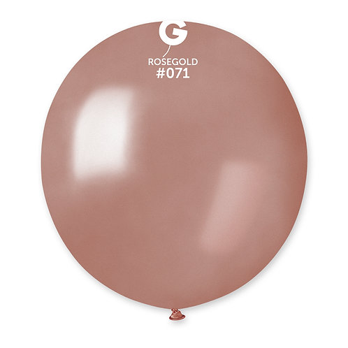 071 Rose Gold 48cm(50stk)