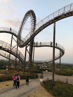 Tiger and Turtle, Germany