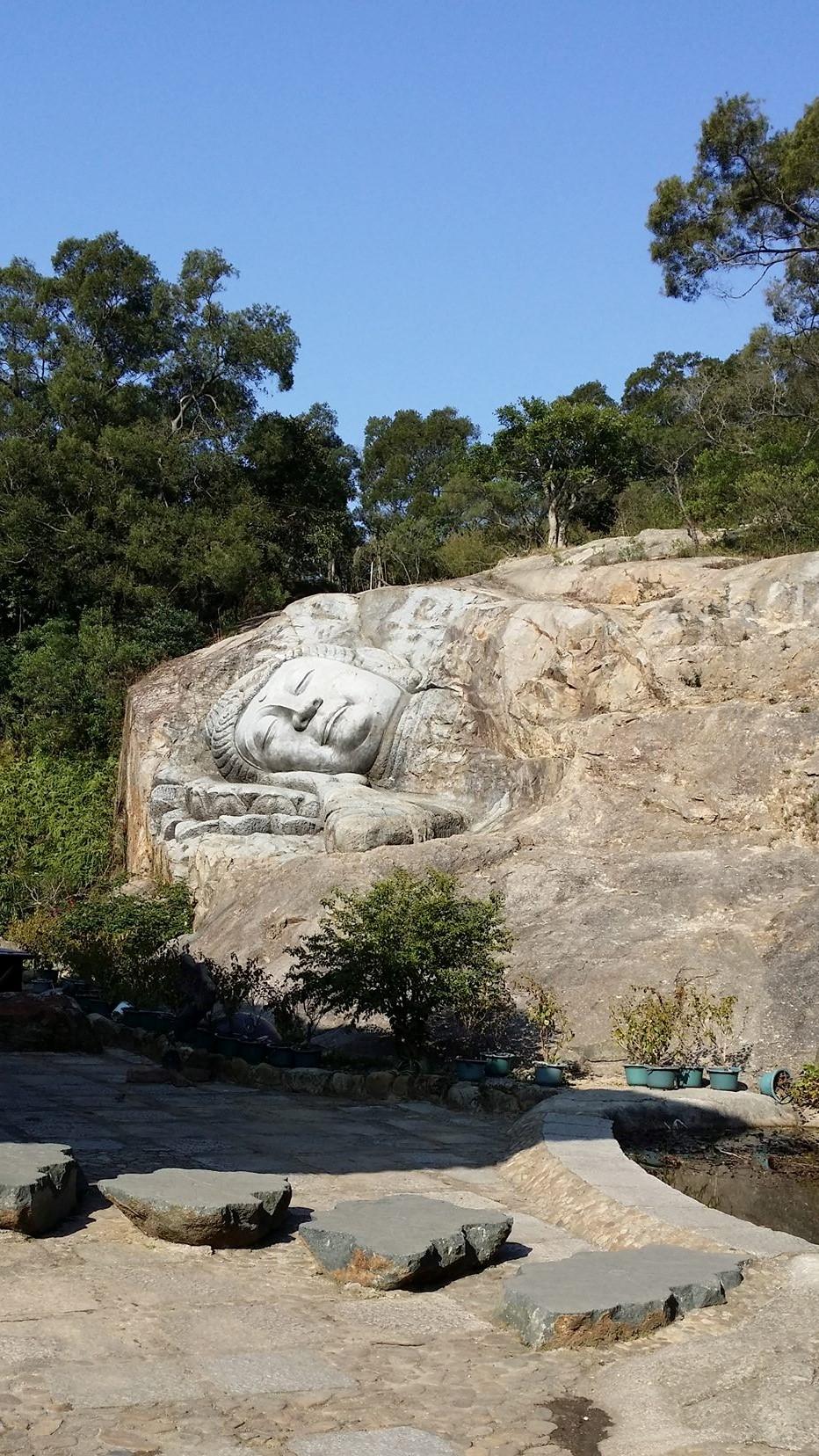 Sleeping Buddha, China