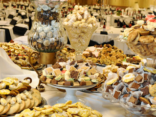 Do I need a Cookie table at my Pittsburgh Wedding?