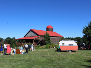 Armstrong Farms & Pittsburgh Camper Booth