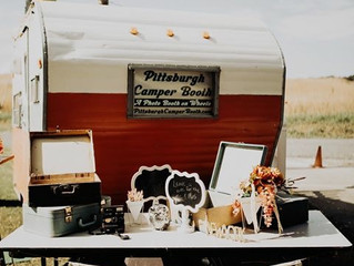 Rustic private wedding outside of Pittsburgh!
