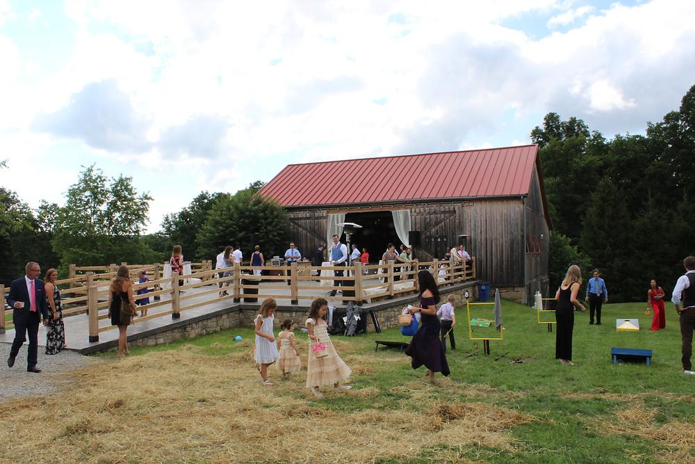Sanaview Farms Wedding