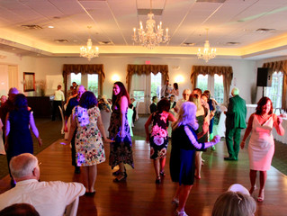 Twelve Oaks Mansion with Pittsburgh Wedding DJ Stephanie Crooks 8-17-19