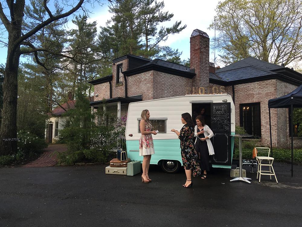 Succop Wedding - Pittsburgh Camper Booth