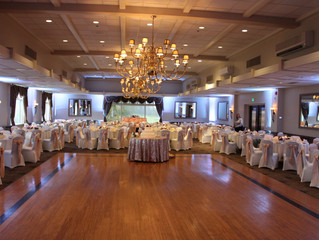 Classy wedding at South Hills Country Club