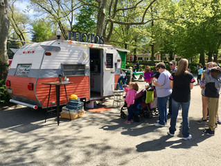 Kennywood Park & Pittsburgh Camper Booth Opening Weekend 2019