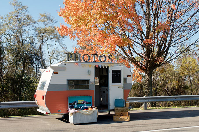 Pittsburgh Camper Photo Boot