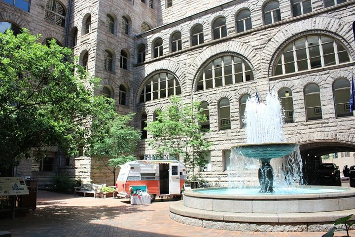 Allegheny Courthouse Wedding