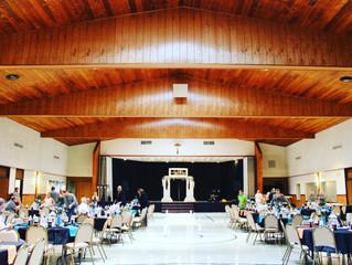 St. Mary's Parish Hall in Kittanning, PA Wedding