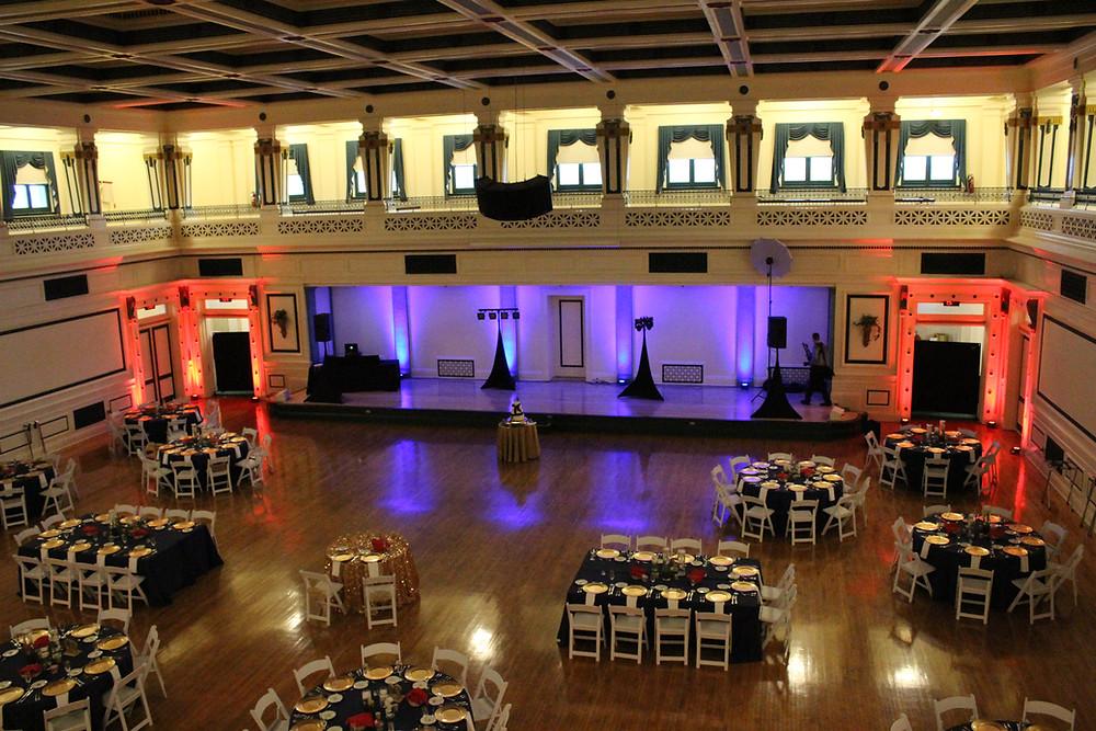 Soldiers & Sailors Pittsburgh Wedding