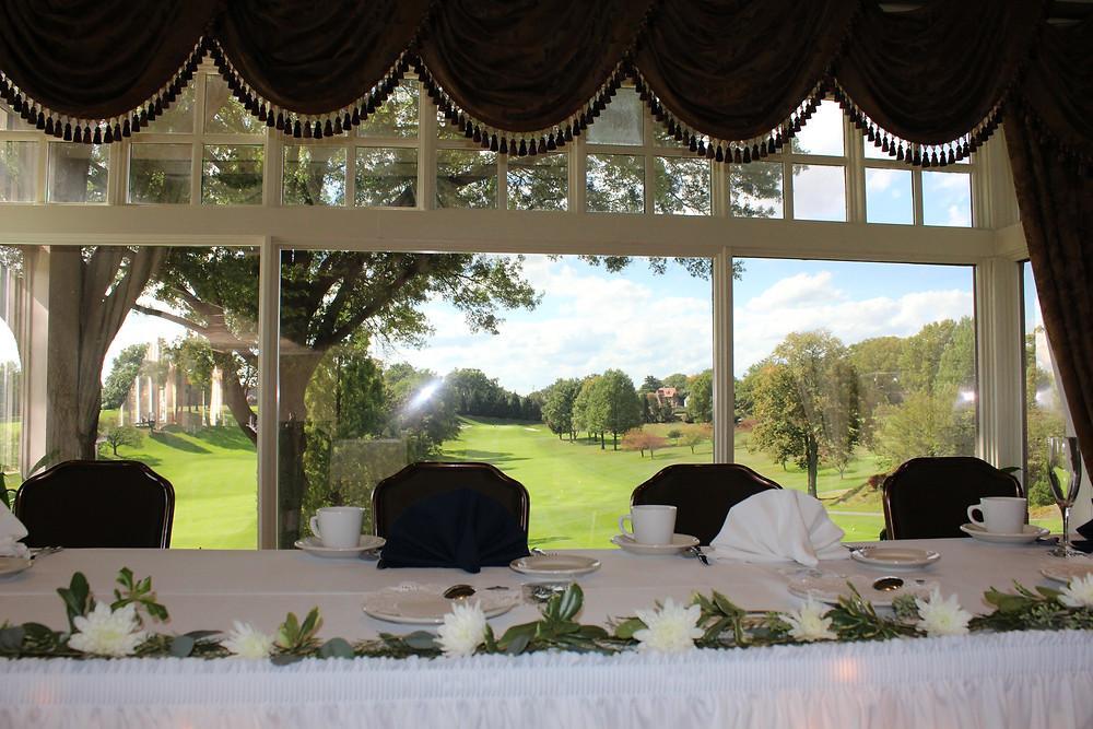 South Hills Country Club Wedding