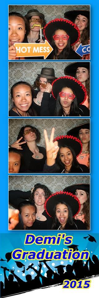 Grad Party Blue