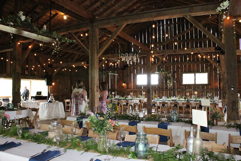 Pinehall Wedding
