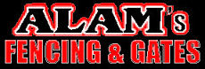 Logo - Under 9 - Alam Fencing & Gates -