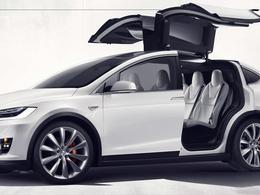 Tesla Model X, el futuro en las calles.