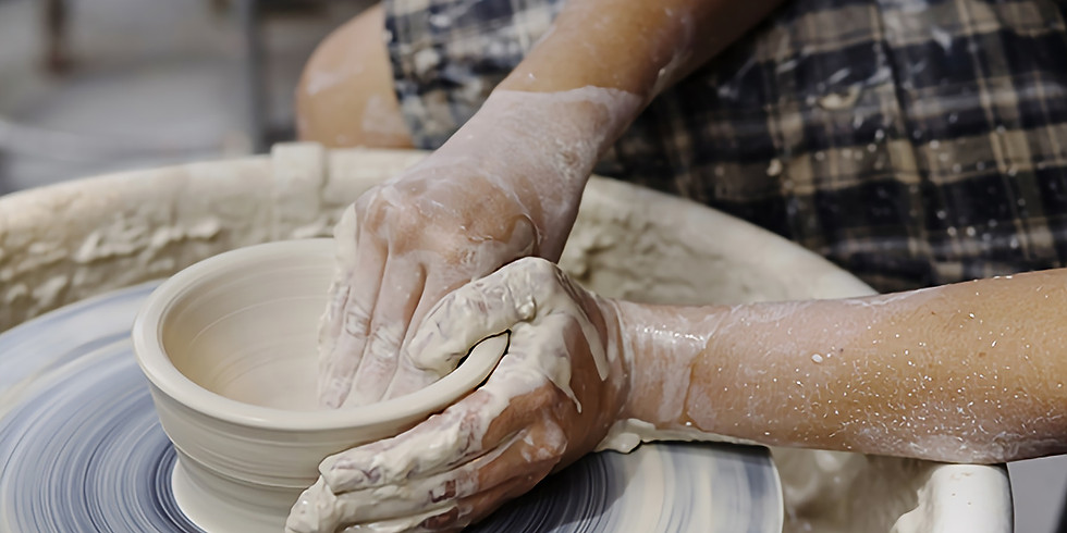 Pottery Evening Classes - 6 week course 2nd June 2021