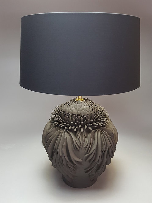 Large Chrysanthemum Table Lamp