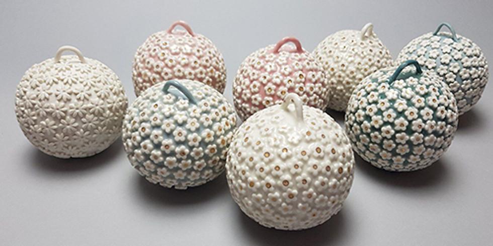 Ceramic Bauble Workshop 13th November