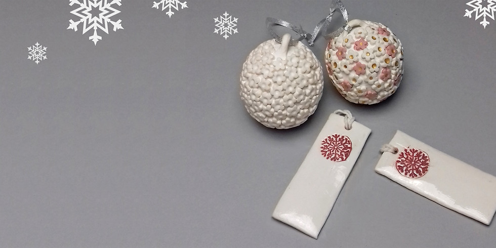Christmas Baubles and Decorations Workshop 2019 2 of 3