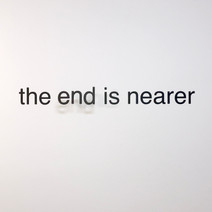the end is nearer