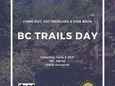 BC Trails Day