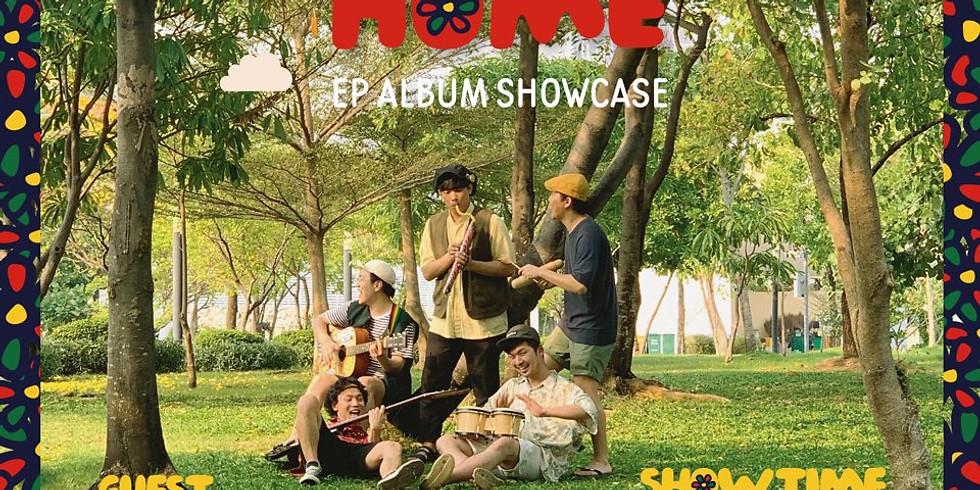 "✨Happy People✨해피피플 EP 발매 쇼케이스 ""HOME"""