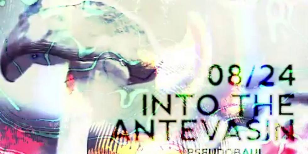 into the A̸N̵T̴E̷V̸A̷S̴I̶N̷ Vol.4