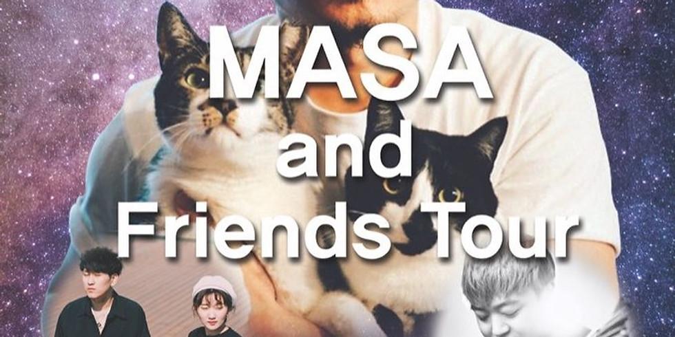"""Masa and Friends tour"" Vol.1 <Fusion Jazz Night>"