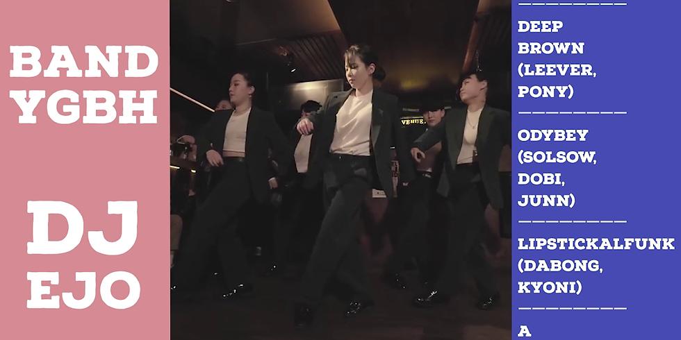 생기 [Seoul Train] Live Dance Showcase