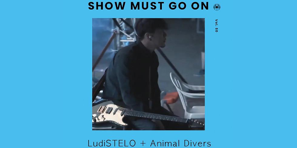애니멀 다이버스 (Animal Divers)   Show Must Go On vol.50 #livestream
