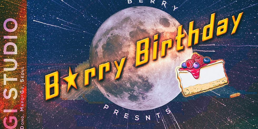 Berry presents <Berry Birthday>