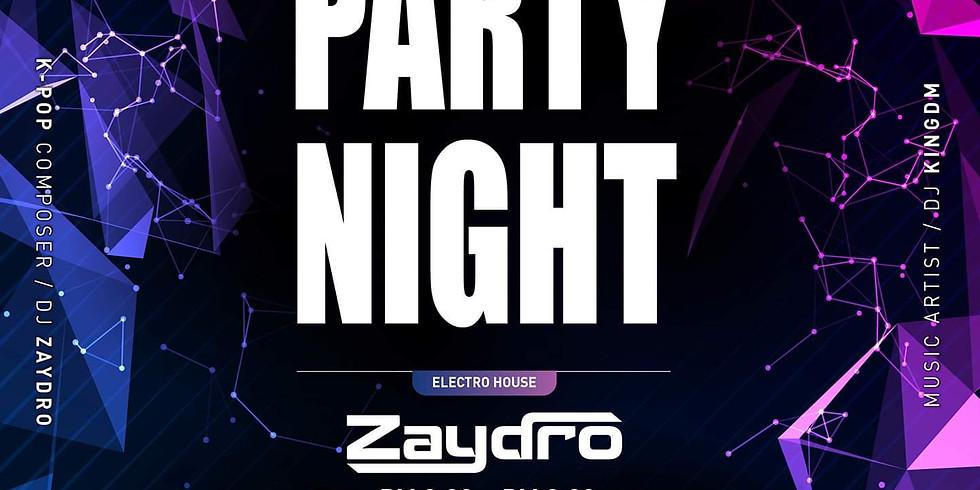 Special Party Night <Kingdm & Zaydro>