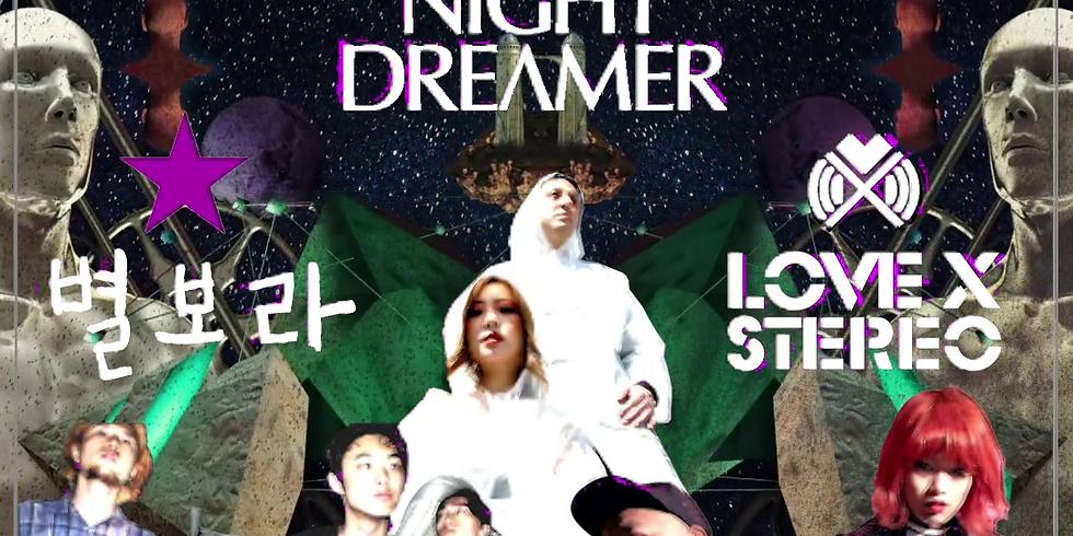 생기스튜디오 LIVE <Night Dreamer, 별보라, 러브엑스테레오>